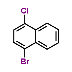 1-Bromo-4-chloronaphthalene CAS:53220-82-9