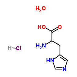 DL- 히스티딘 일 염산염 일 수화물