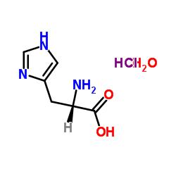 L-Histidine Monohydrochloride Monohydrate CAS:5934-29-2