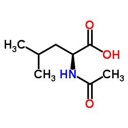 N-Acetyl-L-Leucine CAS:1188-21-2