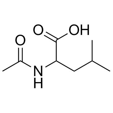 N-Acetyl-DL-Leucine CAS:99-15-0