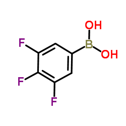 3,4,5-Trifluorophenylboronic acid CAS:143418-49-9