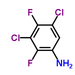3,5-Dichloro-2,4-difluoroaniline CAS:83121-15-7