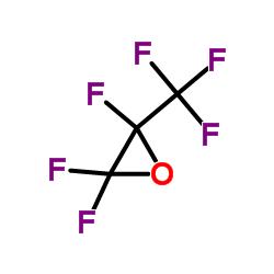 2,2,3-trifluoro-3-(trifluoromethyl)oxirane CAS:428-59-1