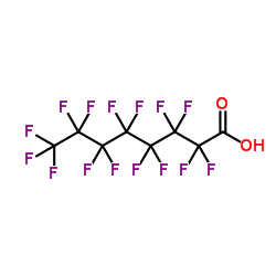 perfluorooctanoic acid CAS:335-67-1
