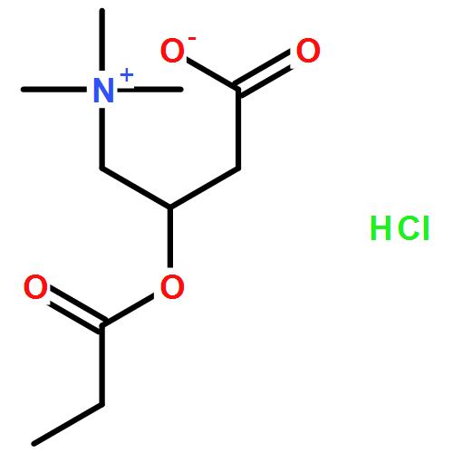 (R)-Propionyl Carnitine Chloride CAS:119793-66-7