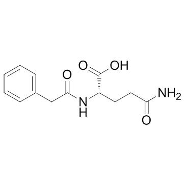 N2-phenylacetyl-L-glutamine CAS:28047-15-6