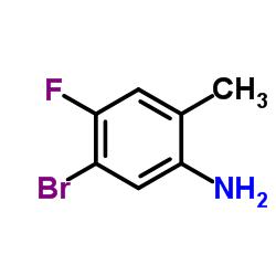 5-Bromo-4-fluoro-2-methylaniline CAS:627871-16-3