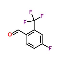 4-Fluoro-2-(trifluoromethyl)benzaldehyde CAS:90176-80-0