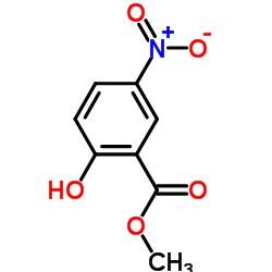 Methyl 2-hydroxy-5-nitrobenzoate CAS:17302-46-4