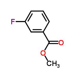 Methyl 3-Fluorobenzoate CAS:455-68-5