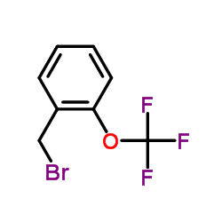 1-(bromomethyl)-2-(trifluoromethoxy)benzene CAS:198649-68-2