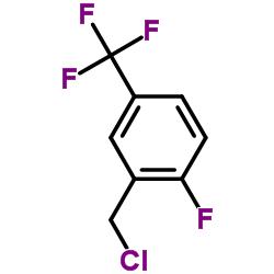 2- (클로로 메틸) -1- 플루오로 -4- (트리 플루오로 메틸) 벤젠