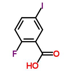 2-Fluoro-5-iodobenzoic acid CAS:124700-41-0