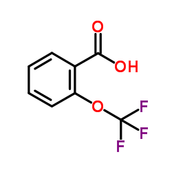 2-(Trifluoromethoxy)benzoic acid CAS:1979-29-9