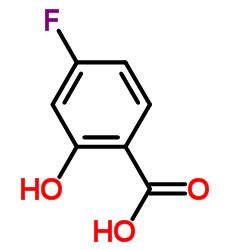 4- 플루오로 -2- 하이드 록시 벤조산