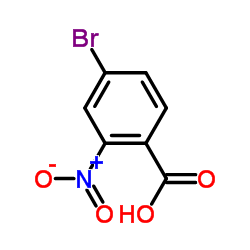 4-Bromo-2-nitrobenzoic acid CAS:99277-71-1