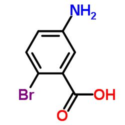 5-AMINO-2-BROMOBENZOIC ACID CAS:2840-02-0