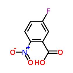 5-Fluoro-2-nitrobenzoic acid CAS:320-98-9
