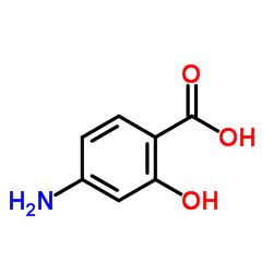 4-Aminosalicylic acid CAS:65-49-6