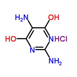 2,5-Diamino-4,6-dihydroxypyrimidine hydrochloride CAS:56830-58-1
