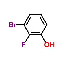3-Bromo-2-fluorophenol CAS:156682-53-0