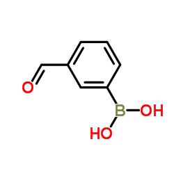 3-Formylphenylboronic acid CAS:87199-16-4