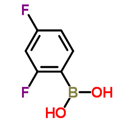 2,4-Difluorophenylboronic acid CAS:144025-03-6