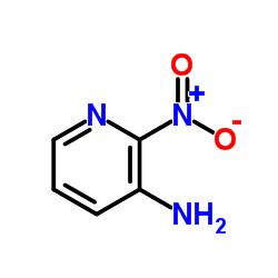 2-Nitro-3-pyridinamine CAS:13269-19-7