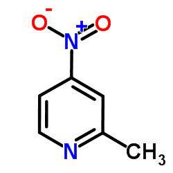 2-Methyl-4-nitropyridine CAS:13508-96-8