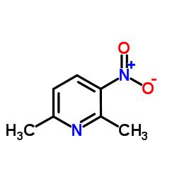 2,6-Dimethyl-3-nitropyridine CAS:15513-52-7