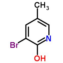 3-BROMO-2-HYDROXY-5-METHYLPYRIDINE CAS:17282-02-9
