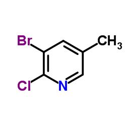 3- 브로 모 -2- 클로로 -5- 메틸 피리딘