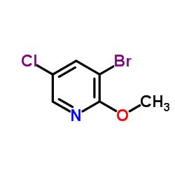 3-Bromo-5-chloro-2-methoxypyridine CAS:102830-75-1