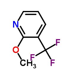 2-Methoxy-3-(trifluoromethyl)pyridine CAS:121643-44-5