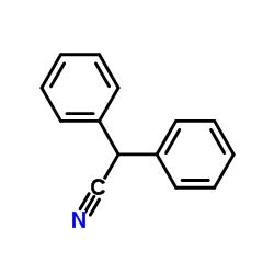 Diphenylacetonitrile CAS:86-29-3