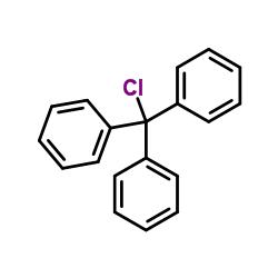트리 페닐 메틸 클로라이드