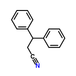 3,3-diphenylpropanenitrile CAS:2286-54-6