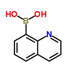 8-Quinolinylboronic acid CAS:86-58-8