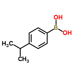 4-Isopropylbenzeneboronic Acid CAS:16152-51-5