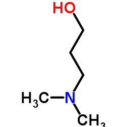3-Dimethylamino-1-propanol CAS:3179-63-3