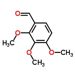 2,3,4-Trimethoxybenzaldehyde CAS:2103-57-3