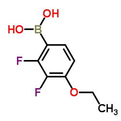 (4-Ethoxy-2,3-difluorophenyl)boronic acid CAS:212386-71-5