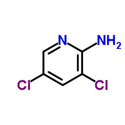 2- 아미노 -3,5- 디클로로 피리딘