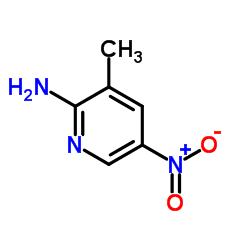 3- 메틸 -5- 니트로 피리딘 -2- 아민
