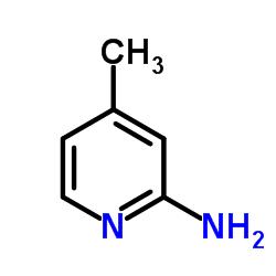 4-Methylpyridin-2-amine CAS:695-34-1