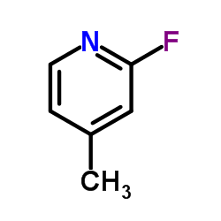 2-Fluoro-4-methylpyridine CAS:461-87-0