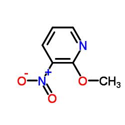2-methoxy-3-nitropyridine CAS:20265-35-4