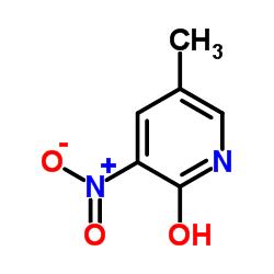 2- 하이드 록시 -5- 메틸 -3- 니트로 피리딘