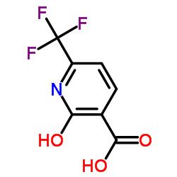 2-oxo-6-(trifluoromethyl)-1H-pyridine-3-carboxylic acid CAS:191595-63-8